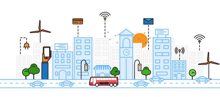 La tecnología aplicada al arbolado urbano, se conecta con otros dispositivos.